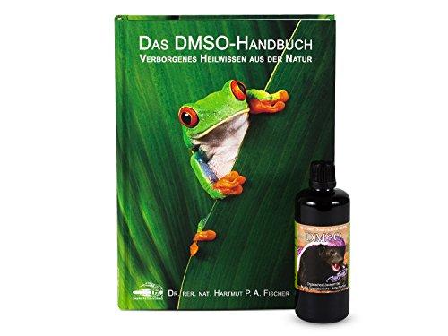 Das DMSO-Handbuch: Verborgenes Heilwissen aus der Natur + Robert Franz – DMSO (100 ml)